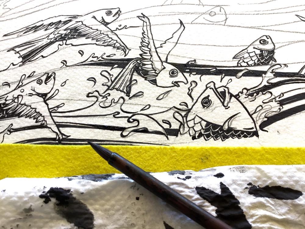 Pedro Brito Ilustração