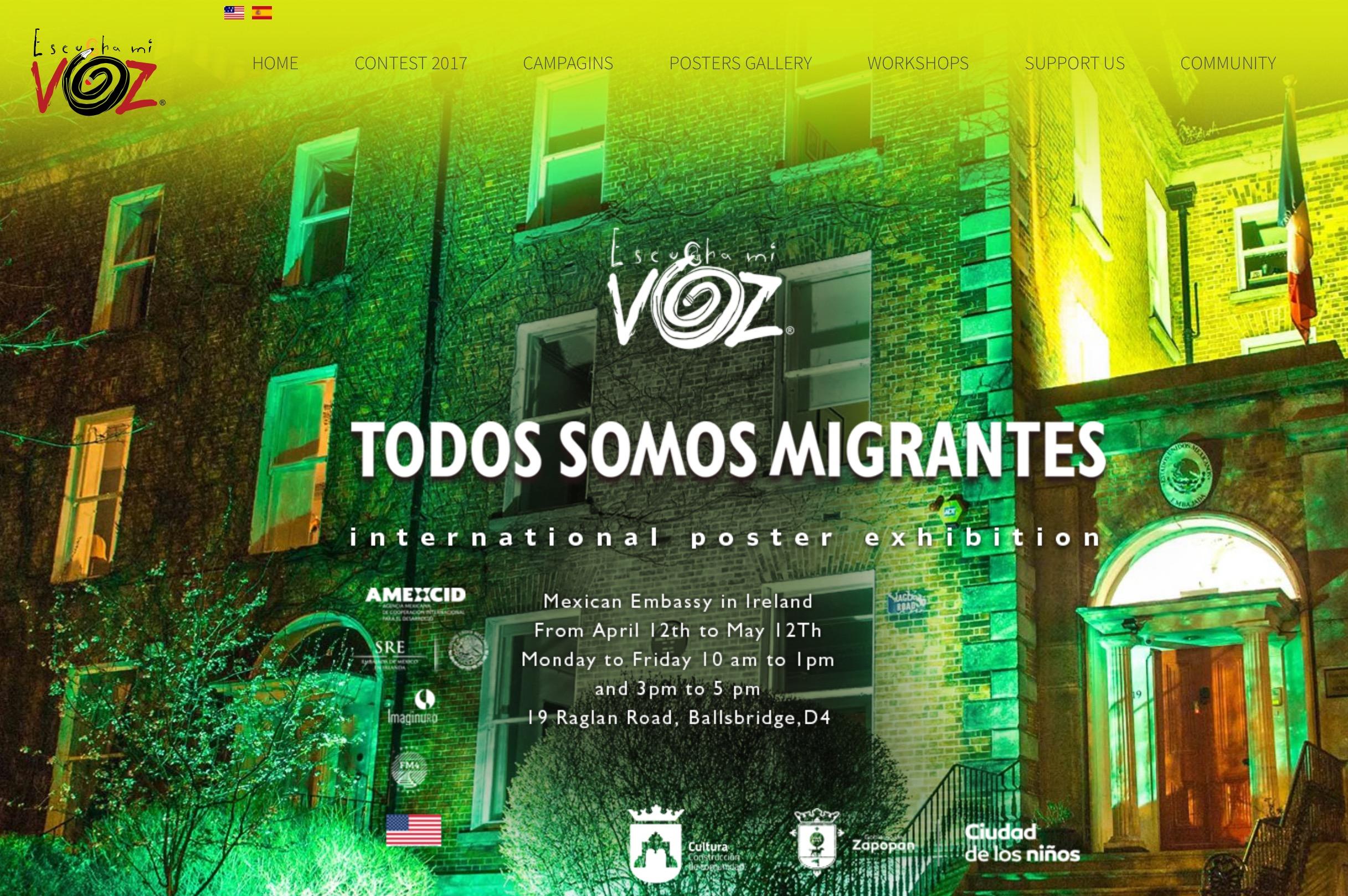 We Are All MIgrants – Todos Somos Migrantes