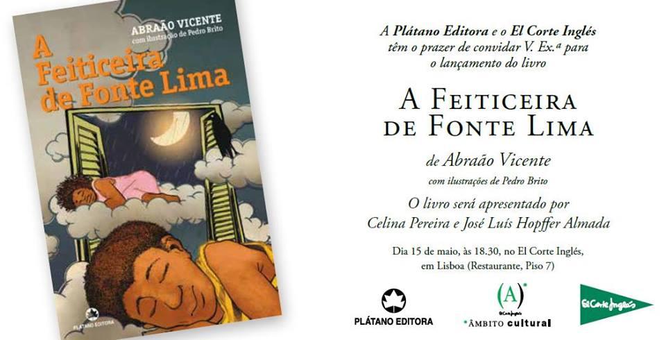 A Feiticeira de Fonte Lima – Apresentação oficial
