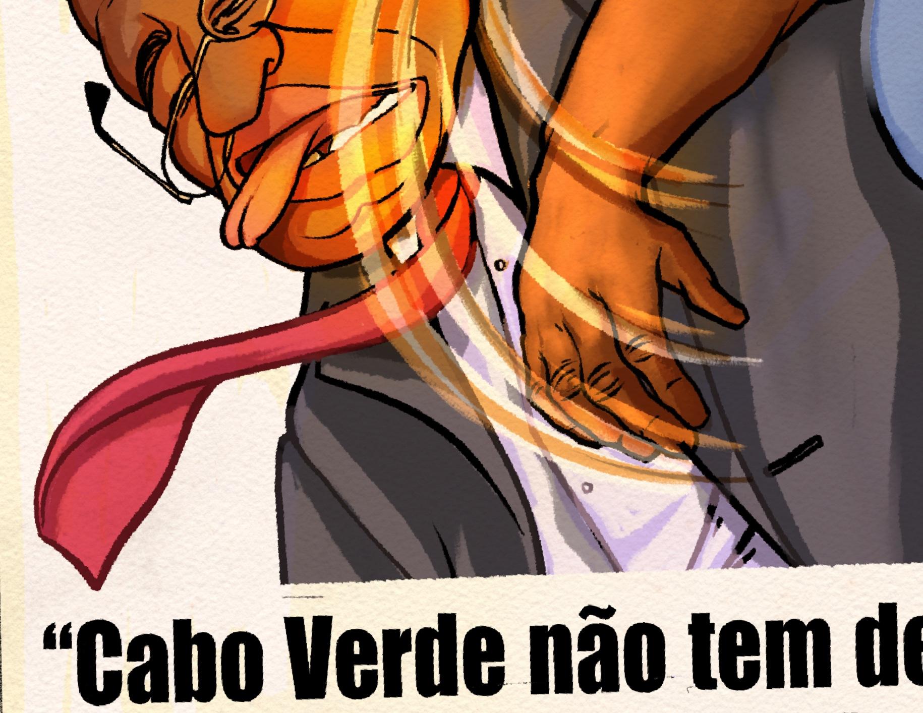 """""""Cabo Verde não tem dez ilhas, tem onze e uma delas está em Portu…"""" Cala-te!"""