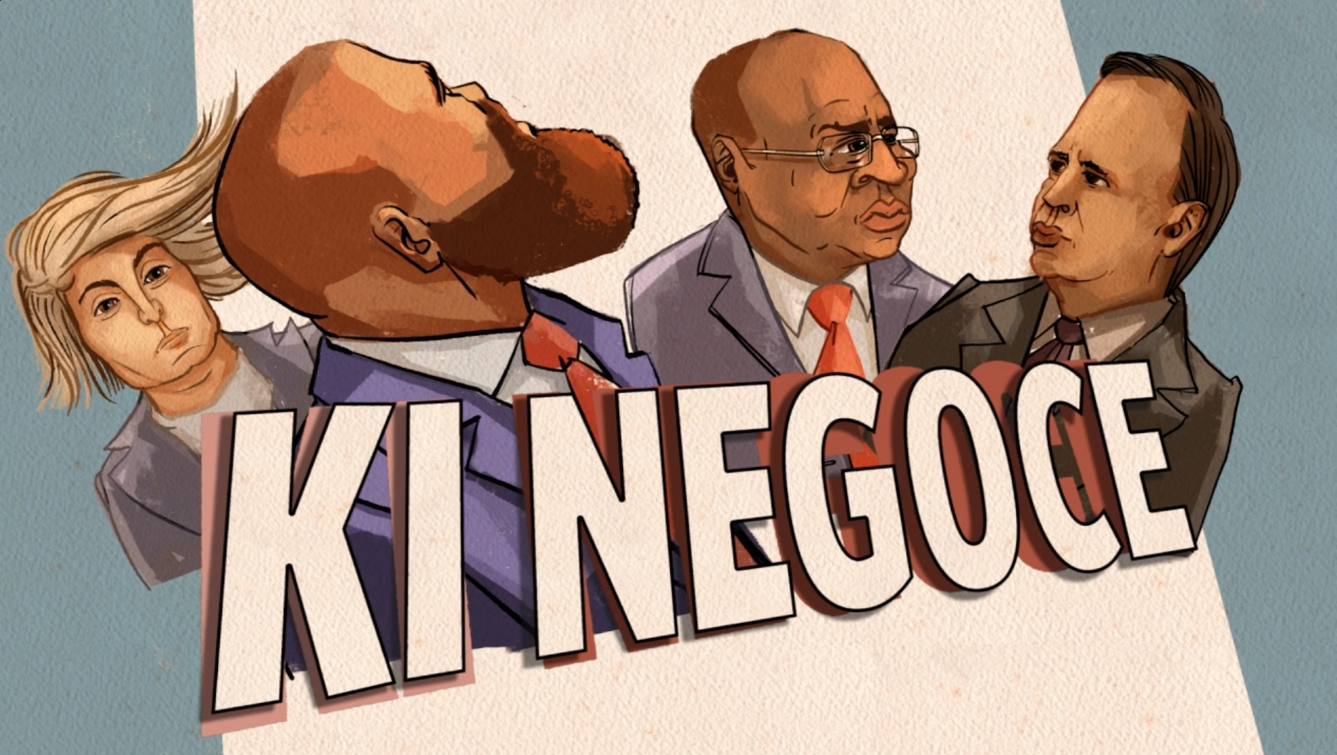 Ki Negoce, Centro Cultural de CABO VERDE apresenta…